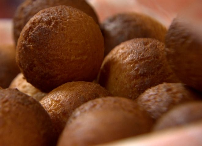Gulab jamun fánkocskák | Gasztroangyal