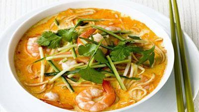 Laksa | Hidangan Nusantara | Hidangan Nusantara Favorit | Hidangan Nusantara Terpopuler