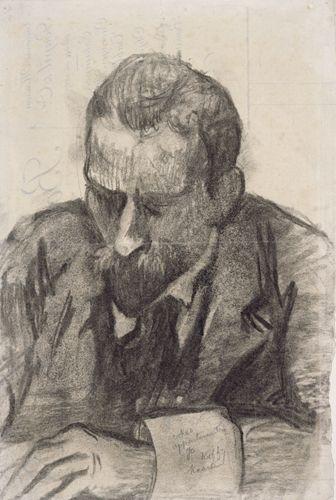 Esboço de Theo van Gogh FYI, Another Artist: http://universalthroughput.imobileappsys.com/ The Gallery Of An Acrylic Creationist here: http://universalthroughput.imobileappsys.com/site2/gallery.php