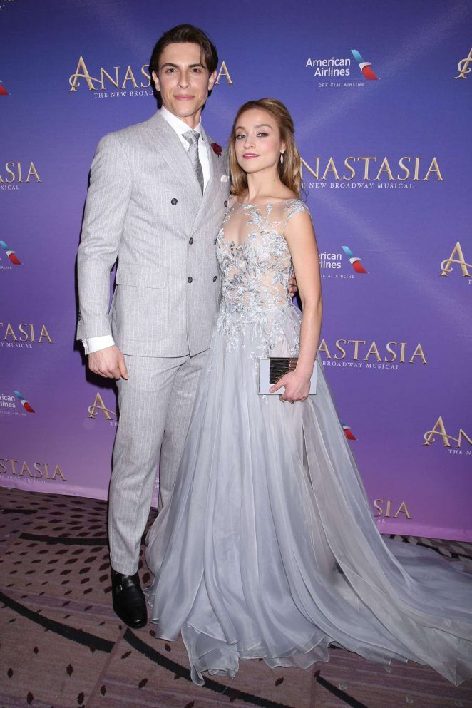 Derek Klena & Christy Altomare