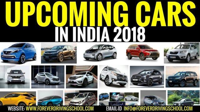 Upcoming Cars In India Upcoming Cars In India 2018 Latest