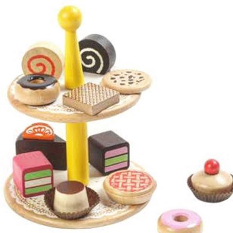 Our most popular toy this year! Something tells me it's the mums that like sweet things