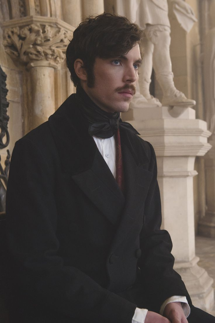 Tom Hughes as Prince Albert in 'Victoria' (2016)