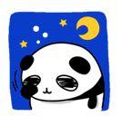Black tail PANDA !くろいしっぽのぱんだ。。LINEスタンプの自作です!https://store.line.me/stickershop/product/1004806/ja