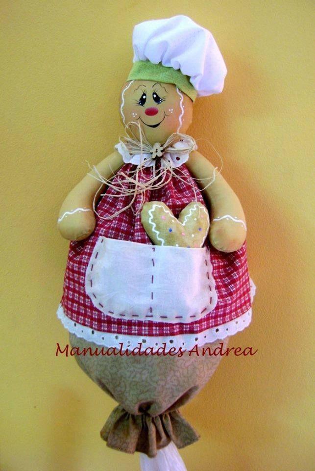 Boneco Gingerbread