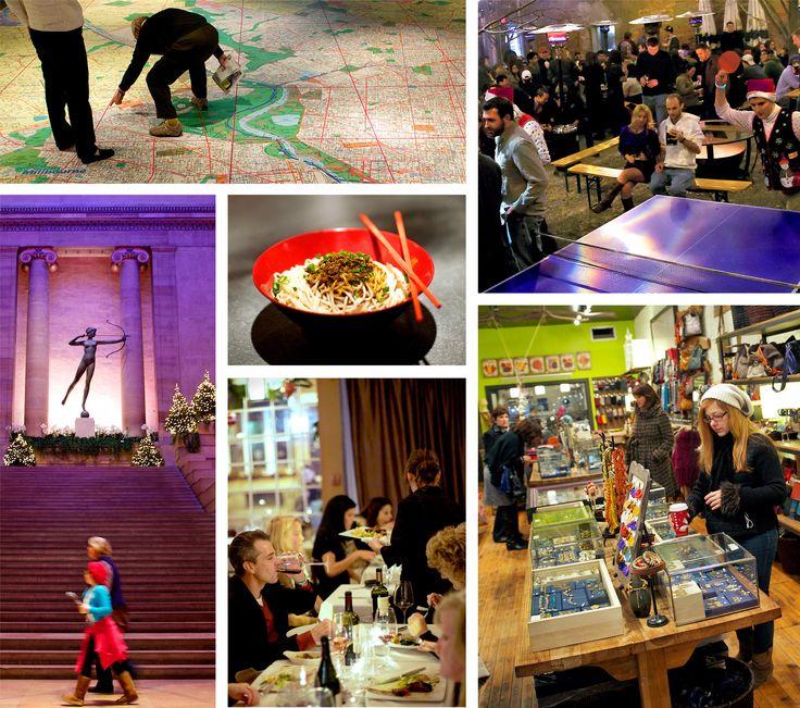 Travel suggestions for spending 36 hours in Philadelphia. - New York Times