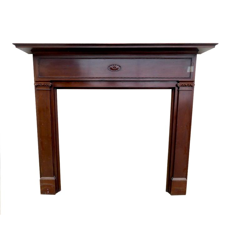 Fireplace Mahogany Surround - Buy From Victorian Fireplace Store