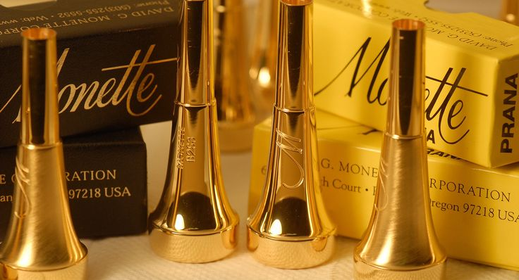 Welcome! Monette trumpets and mouthpieces are the best in the world. Learn more about our designs, check out our latest horns, and shop for mouthpieces.