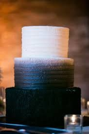 Image result for black to white ombre cake