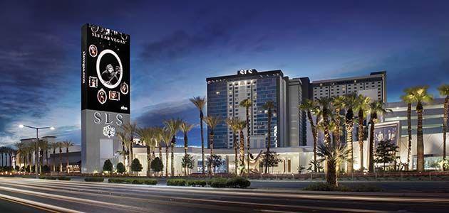 New Las Vegas Strip Hotel | SLS Las Vegas