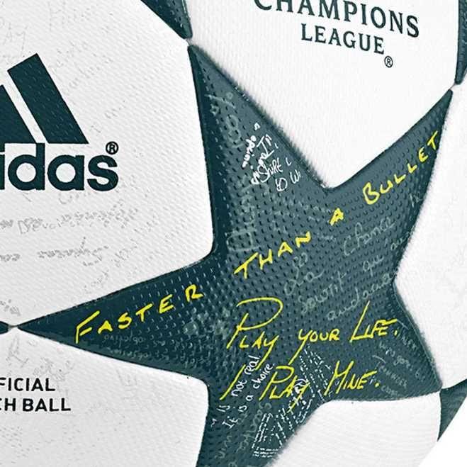 adidas presenta el balón de la Champions League 2016-2017  3611903b099cb