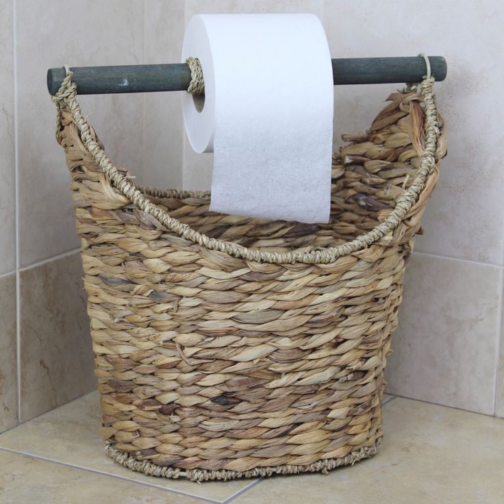 Best 25+ Rustic toilet paper holders ideas only on Pinterest ...