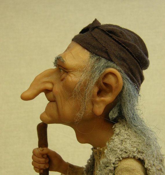 Fabulous clay sculpting...Amazing.