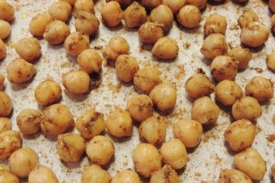 Geroosterde kikkererwten | 5 smaakvariaties