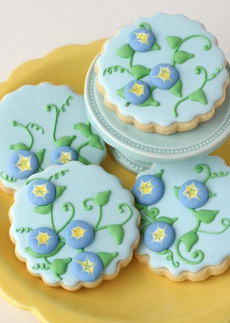 » Morning Glory Cookies