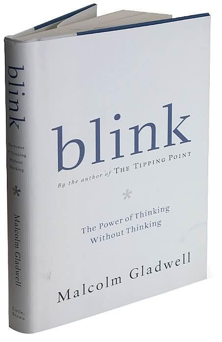 Blink - Malcom Gladwell - Interesting and well worth a read. Make decisions in the blink of an eye!