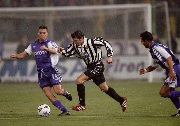 Alessandro Del Piero // 1999/2000 //