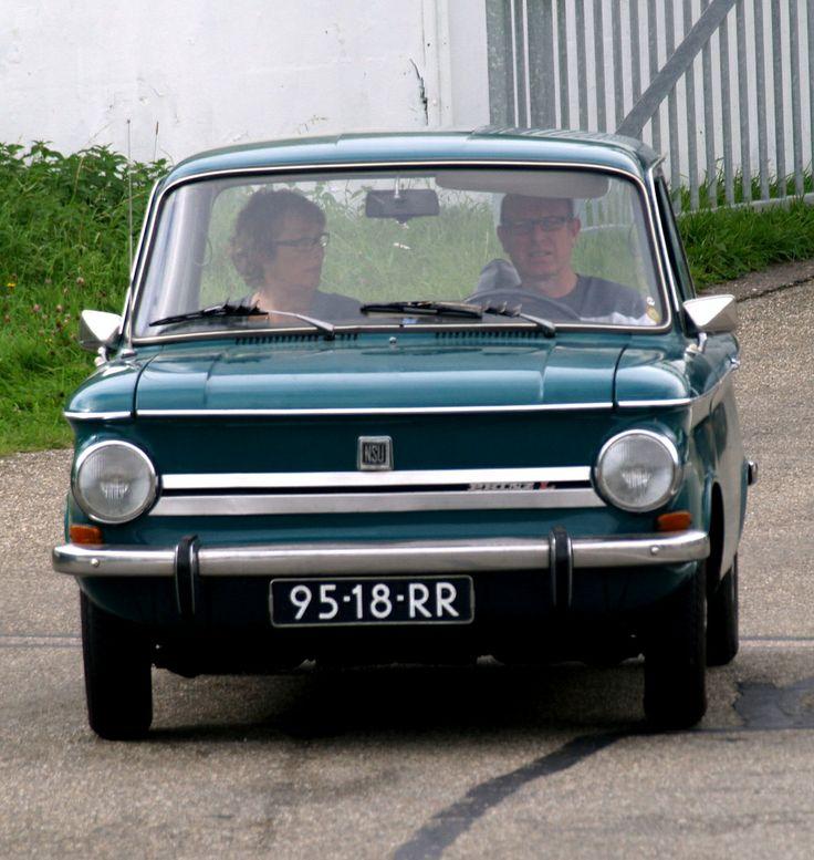 1971 - NSU Prinz 4