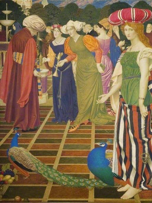 L'art magique: Joseph Edward Southall