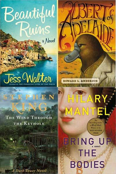Where to begin? -- Best Summer Books & Summer Reading 2012 | Publishers Weekly
