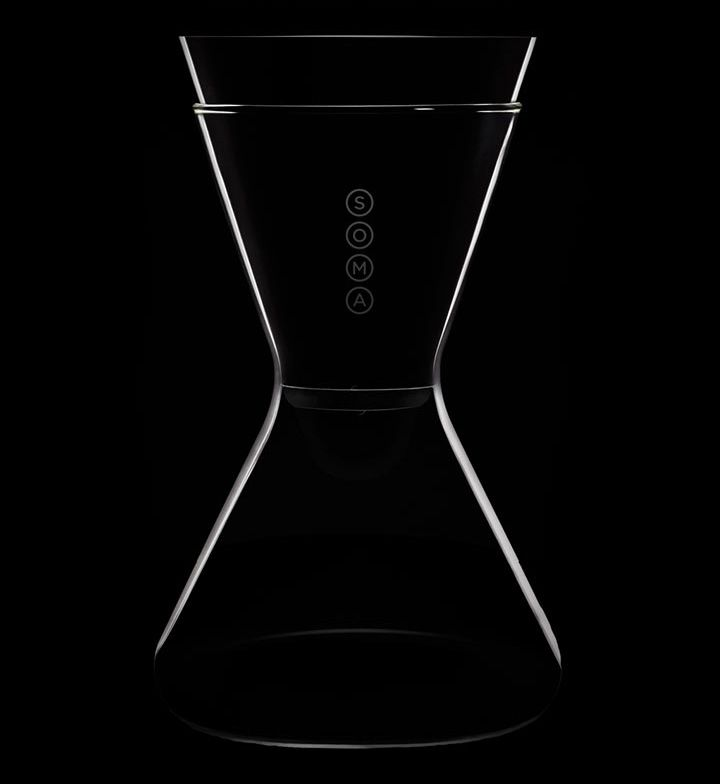 Luxury soma Water Filter Carafe