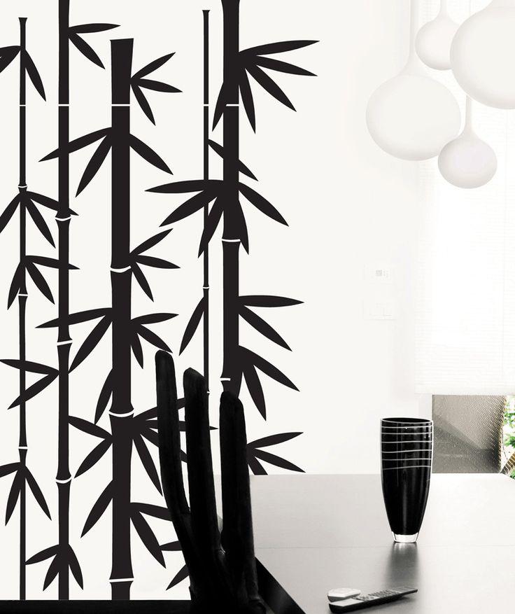 Chinese Bamboo - Vinilo adhesivo mate. $69.900 COP. Cómpralo aquí--> https://www.dekosas.com/productos/decoracion-hogar-vinilos-decorativos-myvinilo-chinese-bamboo-detalle