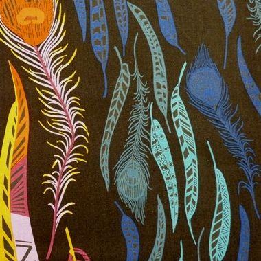 I Just Love That Fabric - Anna Maria Horner - Field Study Linen.