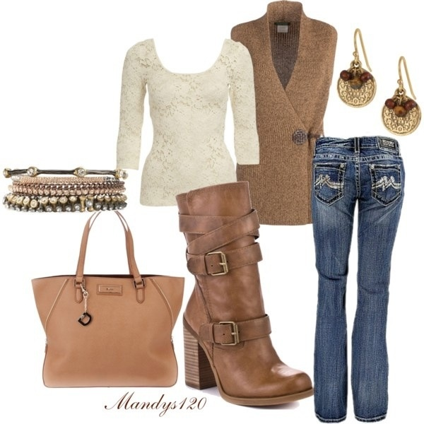 Miss Me Jean outfit! Sunny style