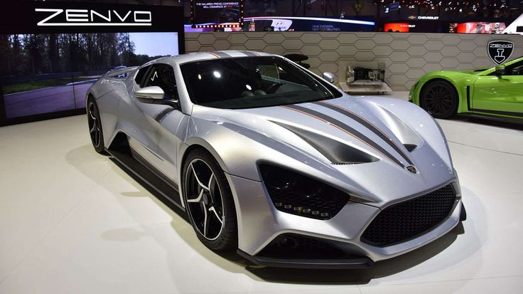 Fans of Top Gear will remember the Zenvo ST1 as the Danish supercar that caught fire on the Top Gear... - Newspress