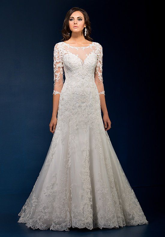 Jasmine Couture T162053 Wedding Dress - The Knot