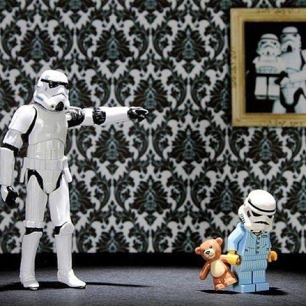 Star Wars x Lego. Curated by Suburban Fandom, NYC Tri-State Fan Events: http://yonkersfun.com/category/fandom/