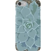 Succulent iPhone Case/Skin by I Love the Quirky. Available in iPhone 3 to 6s