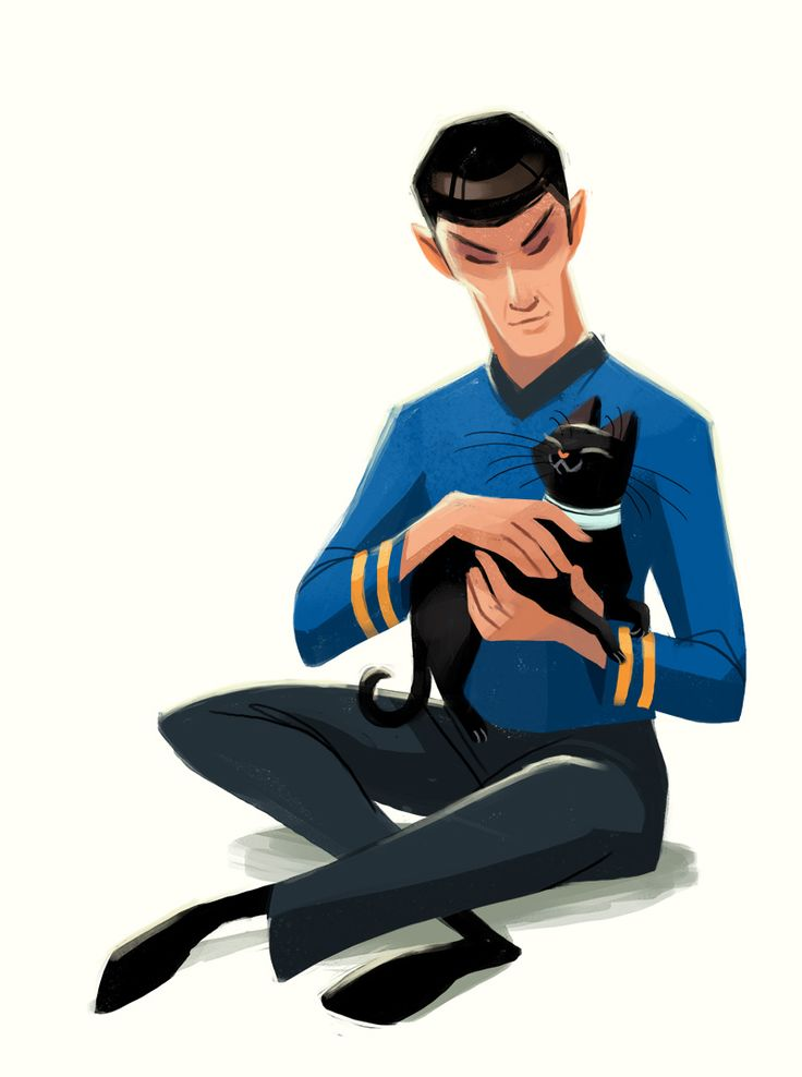 353: Tribute to Spock I grew up with and love Star Trek, so today's drawing honors the late Leonard Nimoy. Today also coincides with the passing of my grandpa, so I'd like to say rest in peace good...