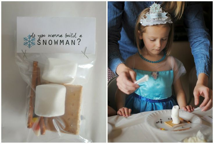 the staples story: { a very frozen birthday..}