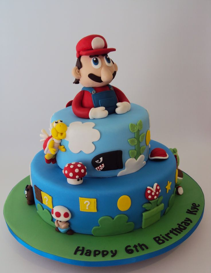 Happy Birthday Tony Chess Cake