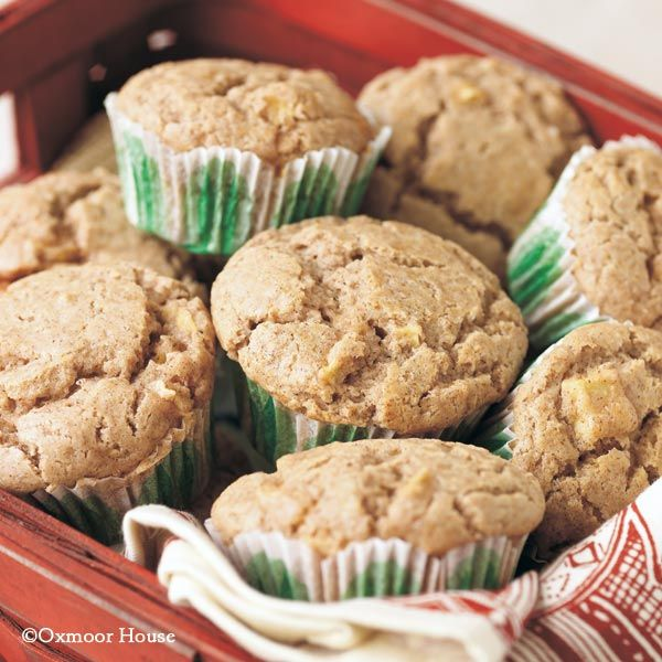 Gooseberry Patch Recipes: Caramel-Apple Muffins