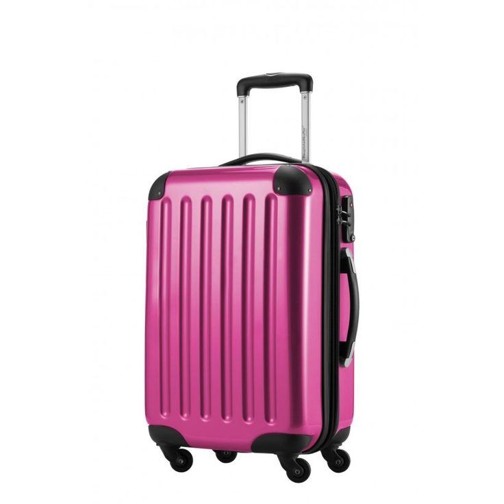 Alex - Handgepäck Hartschale Magenta glänzend, 55 cm, 42 Liter - Magenta #Rollkoffer von #Hauptstadtkoffer.  #Hartschalenkoffer #Handgepäck #Cabinsize #Boardtrolley #Magenta #Rollkoffer #Trolley #Koffer #Travel #Luggage #Reisen #Urlaub #purple #pourpre => mehr Magentafarbene #Reisekoffer: https://hauptstadtkoffer.de/de/reisegepack/alle-produkte?color=58