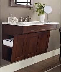 Image result for handicap bathroom vanity