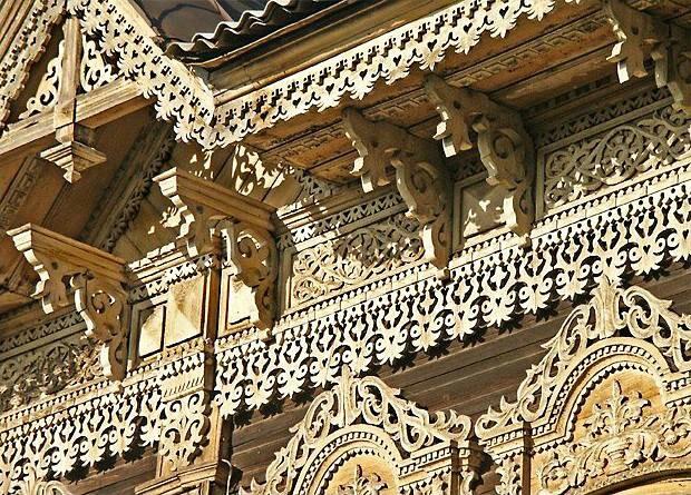 Russian architecture-details