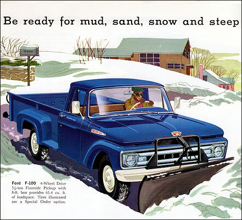 Ford 1961