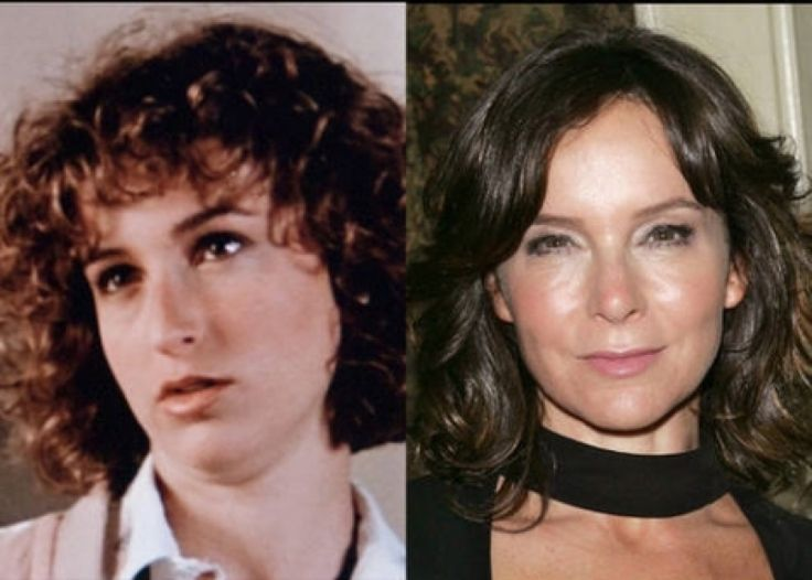 Jennifer Grey Plastic Surgery jennifer grey nose job before and after plastic surgery Bad Plastic Surgery Jennifer Grey Jennifer Grey Before After