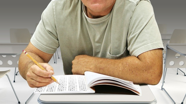 What Happens When a 35-Year-Old Man Retakes the SAT.  It's a funny, but long, read.
