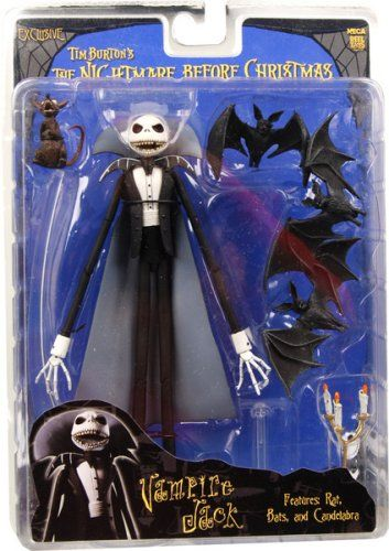 Tim Burton's Nightmare Before Christmas: 'Vampire' Jack Skellington I.NEED.THIS!