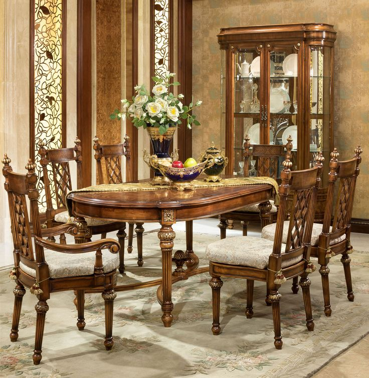 Ascot Oval Dining Room Set Orleans