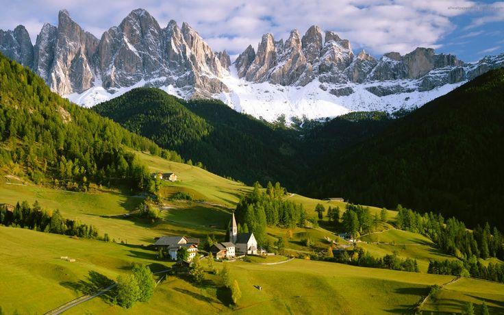 Beautiful Landscape Wallpaper - WallpaperSafari