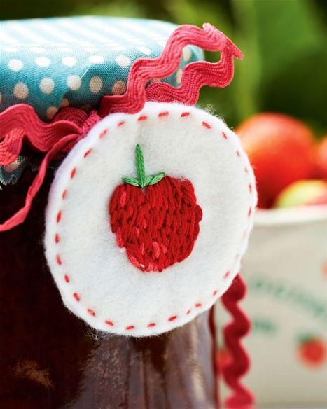 Broder selv: Fint jordbær på mærkat - Hendes Verden
