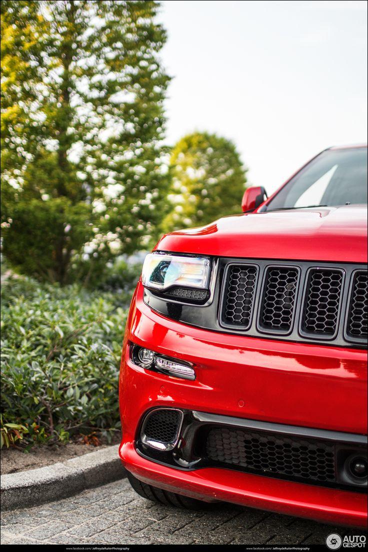 Jeep grand cherokee srt 8 2014 red vapor edition 1