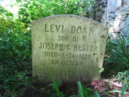 Doan Outlaw Graves – Doylestown, Pennsylvania | Atlas Obscura