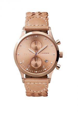 Rose lansen chrono braided watch - for my man
