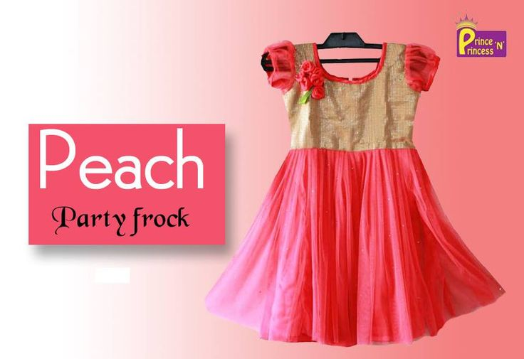 kids party Frock for more details www.princenprincess.in